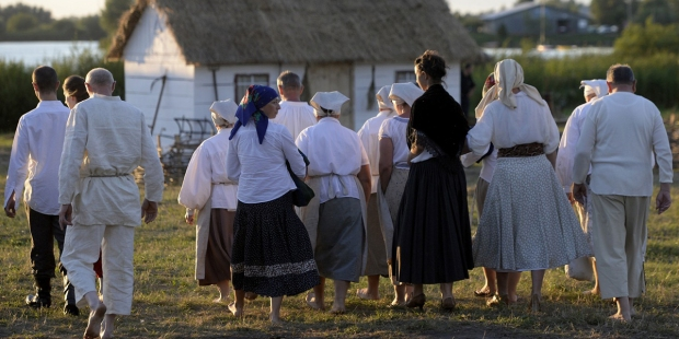 Rekonstrukcja rzezi Polaków na Wołyniu