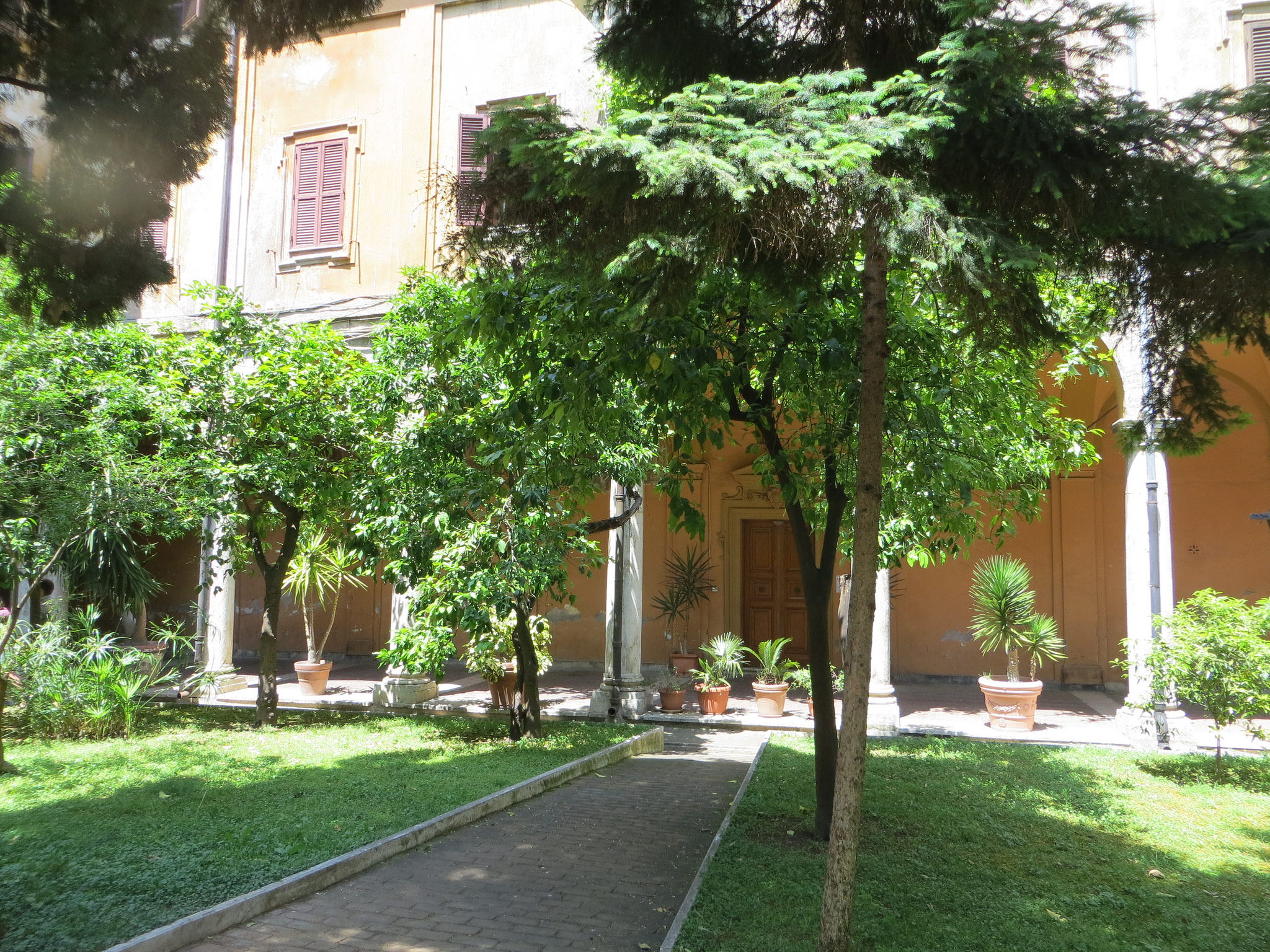 Konserwatorium Santa Cecilia, fot. alljengi/Flickr
