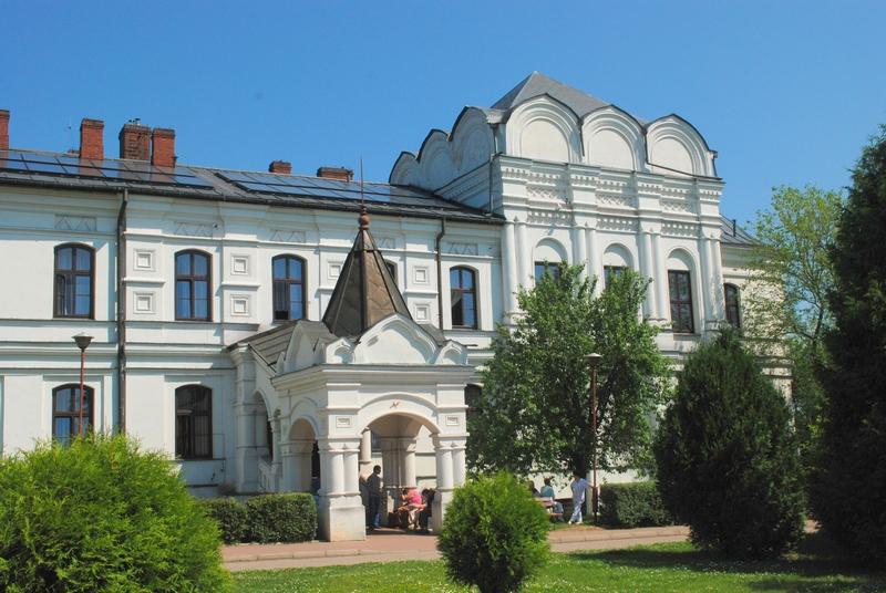 Klasztor, fot. Paweł Przeciszewski