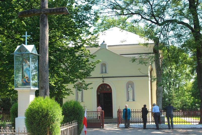Kościół, fot. Paweł Przeciszewski