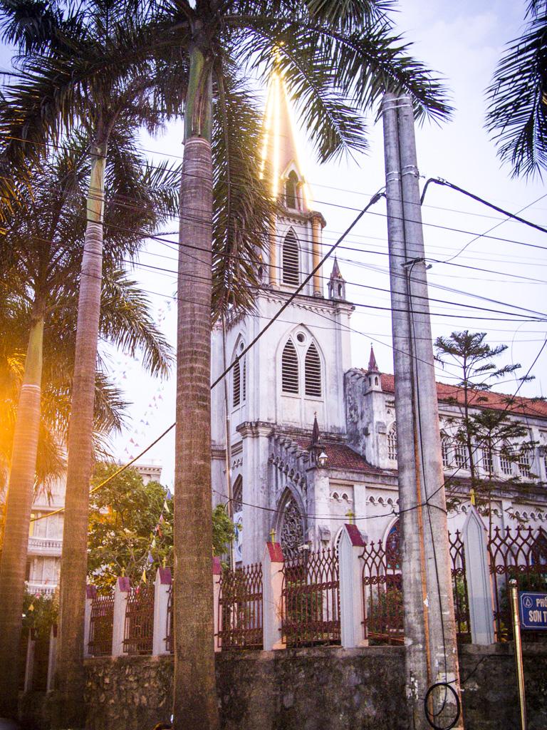Kościół parafialny w Lao Cai
