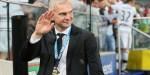 Jacek Magiera z medalem za mistrzostwo Polski