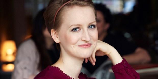 Uśmiechnięta Jola Szymańska