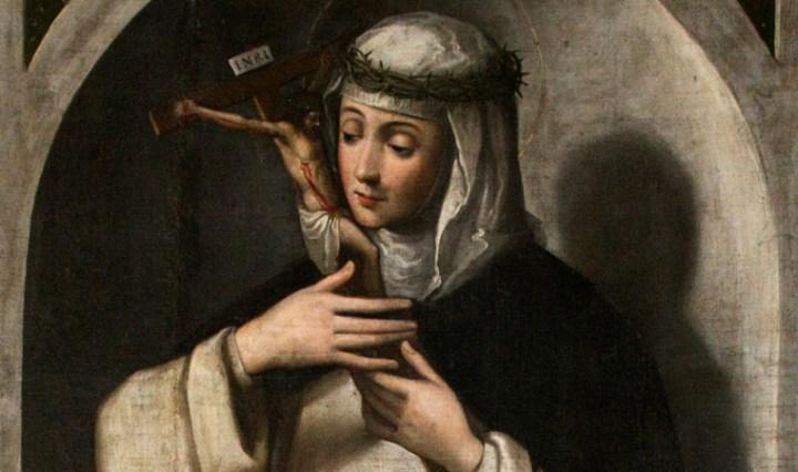 [GALERIA] 7 inspirujących myśli św. Katarzyny ze Sieny