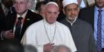Papież Franciszek w Egipcie