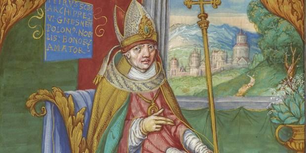 Biskup Bogumił Piotr