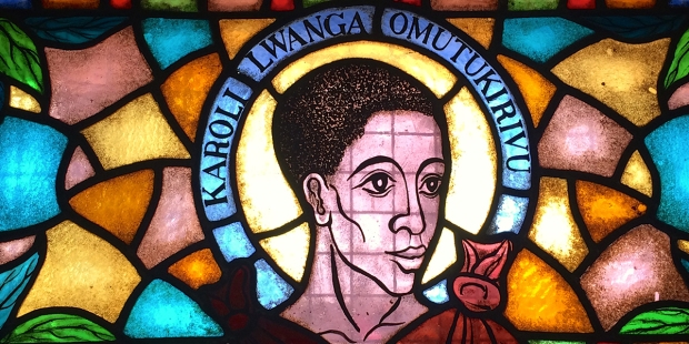 Święty Karol Lwanga