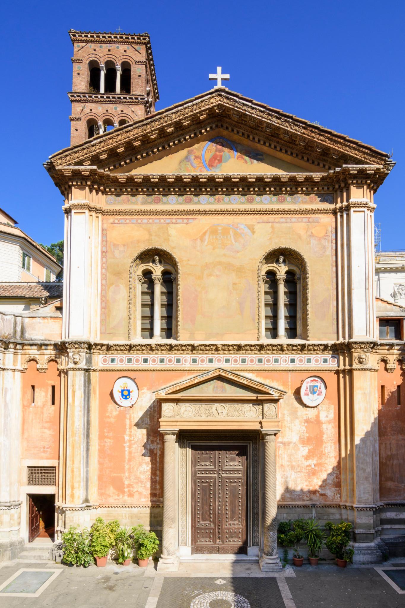 Bazylika świętej Pudencjany w Rzymie.