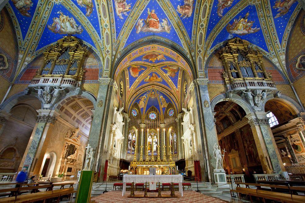 Bazylika Najświętszej Marii Panny powyżej Minerwy