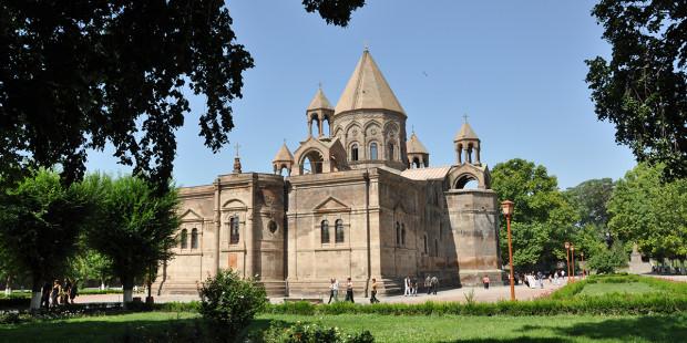 NAJSTARSZA KATEDRA JEST W ARMENII