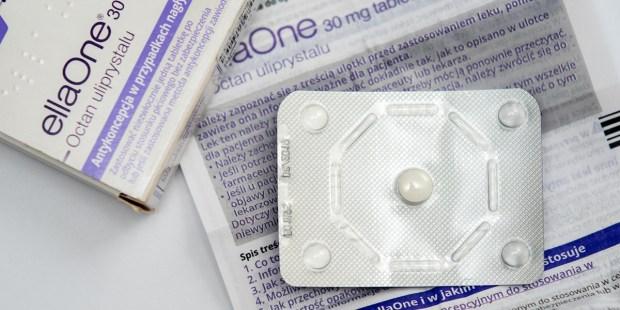 Tabletka EllaOne