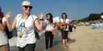 Ewangelizatorzy na plaży