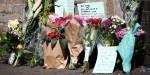 Kwiaty w miejscu ataku w Londynie