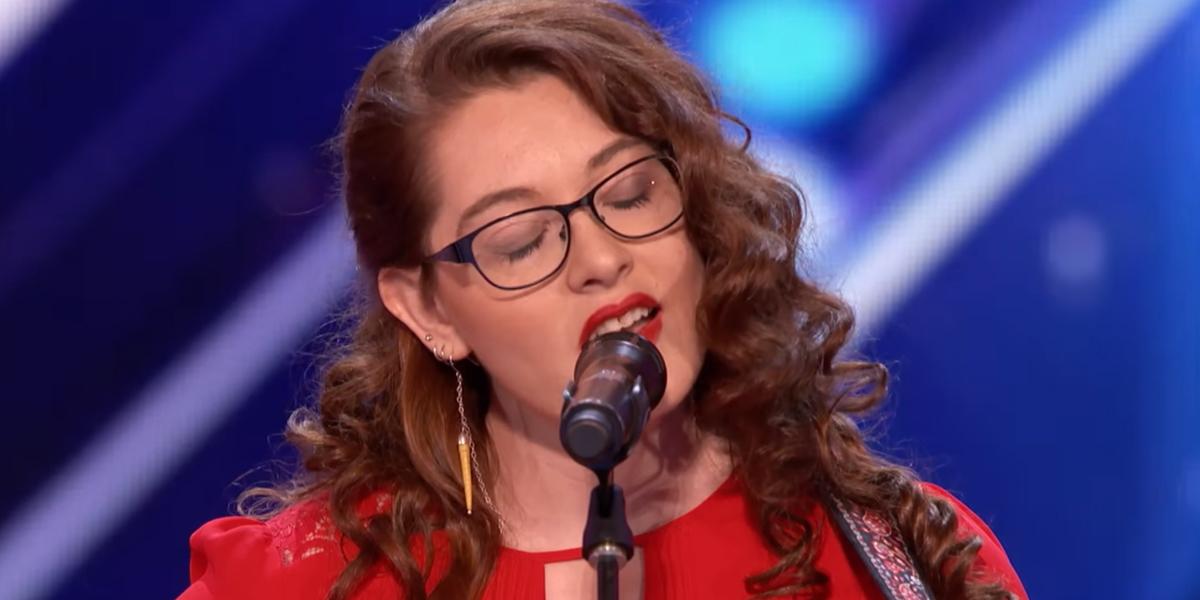 Mandy Harvey - głucha piosenkarka