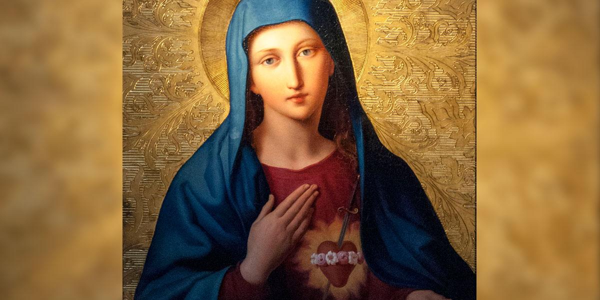 Niepokalane Serce Maryi w Peterskirche, Wiedeń, Austria