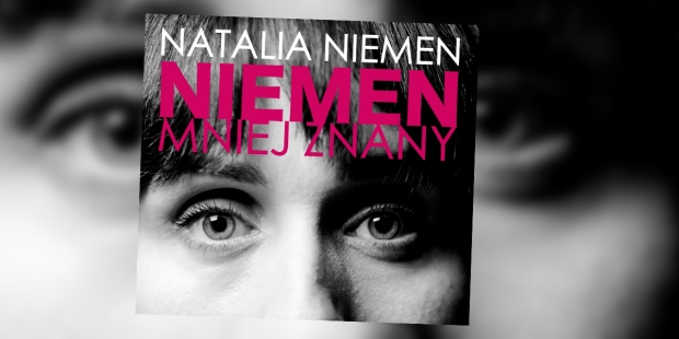 Okładka nowej płyty Natalii Niemen