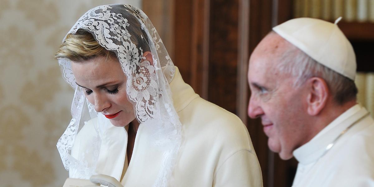 Księżna Monako Charlene