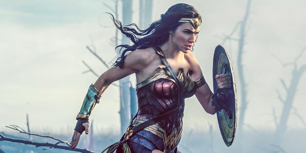 Wonder Woman: Aktorka zagrała scenę bitwy w 5. miesiącu ciąży