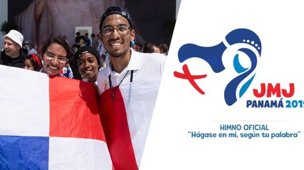Panamczycy w chwili ogłoszenia kolejnego gospodarza Światowych Dni Młodzieży