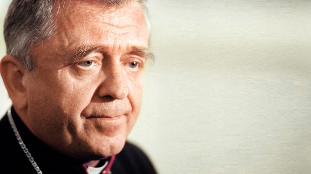 Portret Biskupa Jana Chrapka