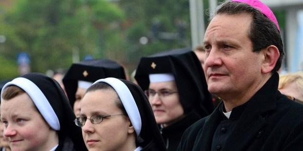 Biskup Rafał Markowski