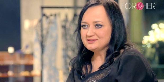 Projektantka mody Gosia Baczyńska