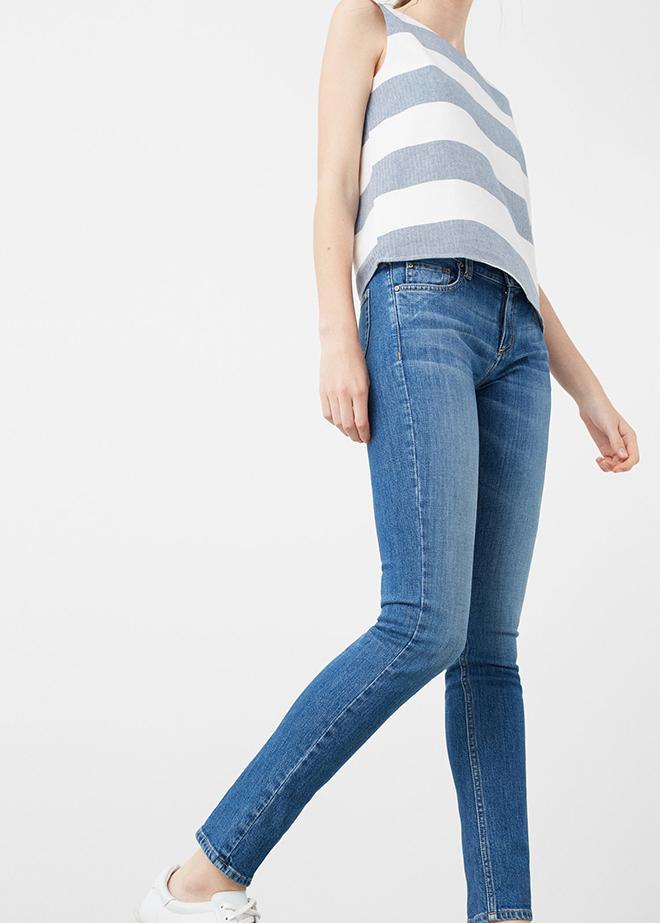 Spodnie jeansowe marki Mango