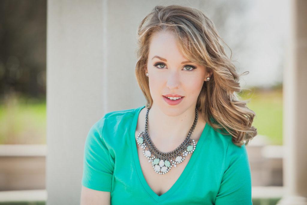 Portret Jessamyn Anderson