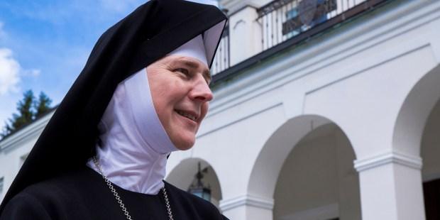 s. Anuncjata - Matka Generalna Zgromadzenia