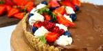 Prosty przepis: Sernik czekoladowy bez pieczenia