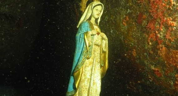 OUR LADY; SEA