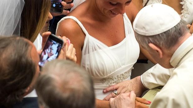 POPE FRANCIS,UNBORN,PREGNANT