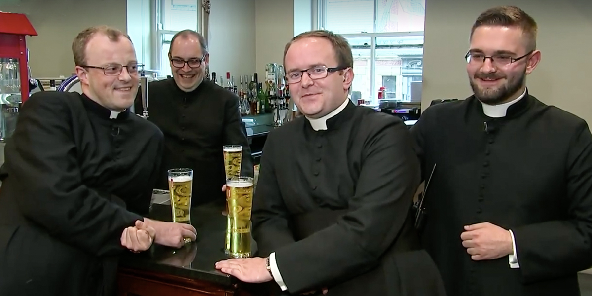 Priests at the Bar