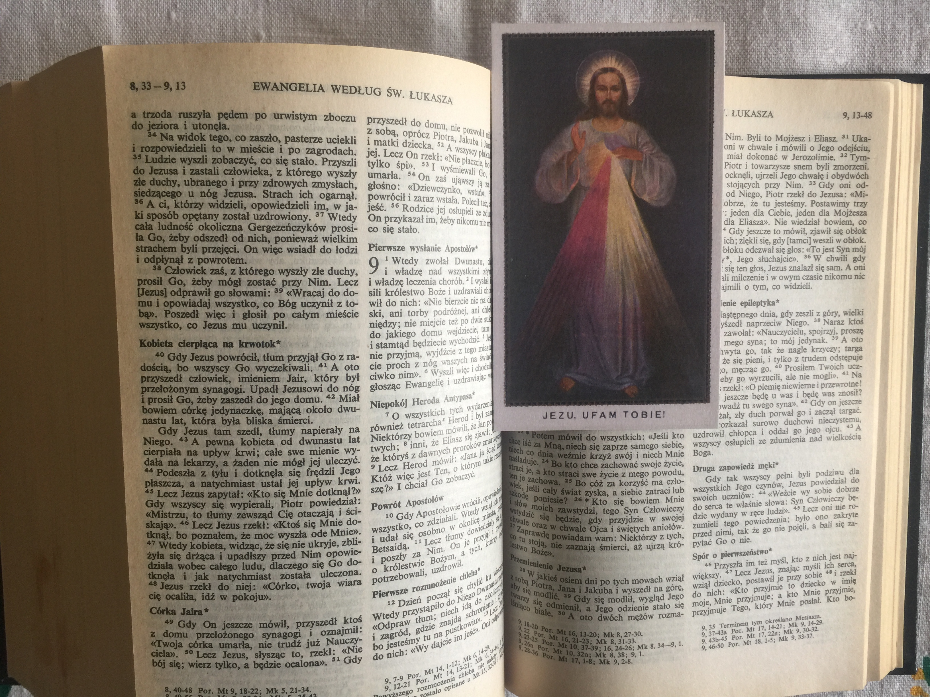 PIERWSZY OBRAZEK Z JEZUSEM MIŁOSIERNYM