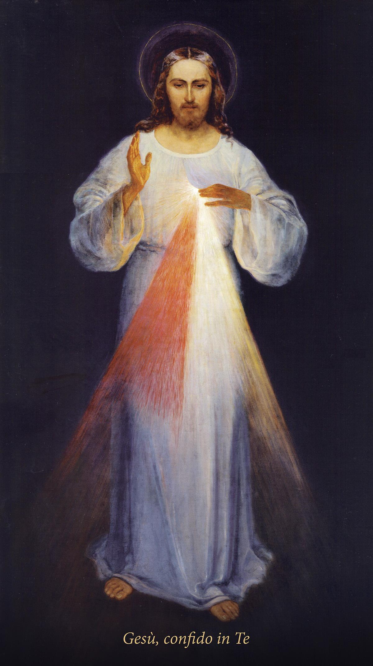 Merciful Jesus