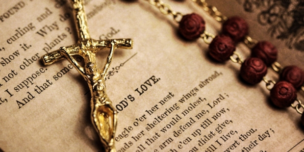 ROSARY;OLD TEXT