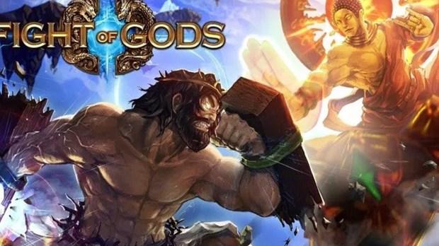 GRA KOMPUTEROWA FIGHT OF GODS