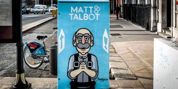 MATT TALBOT