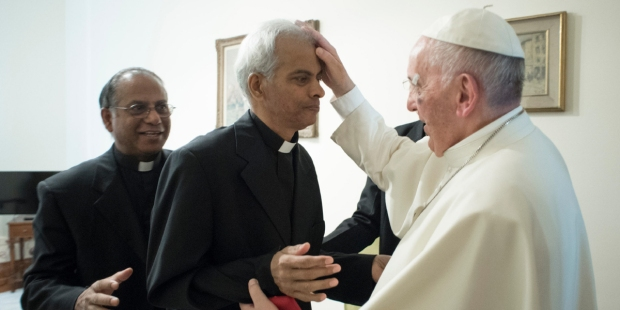 POPE Uzhunnalil
