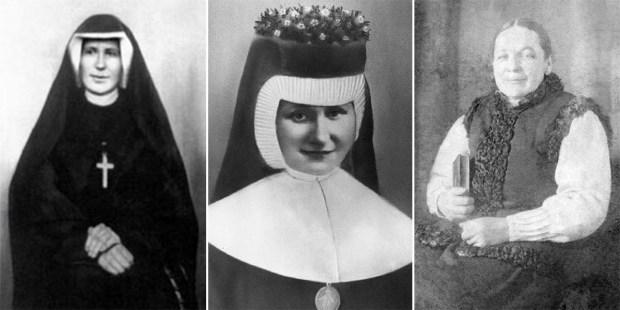 Tym trzem Polkom ukazywała się św. Teresa z Lisieux
