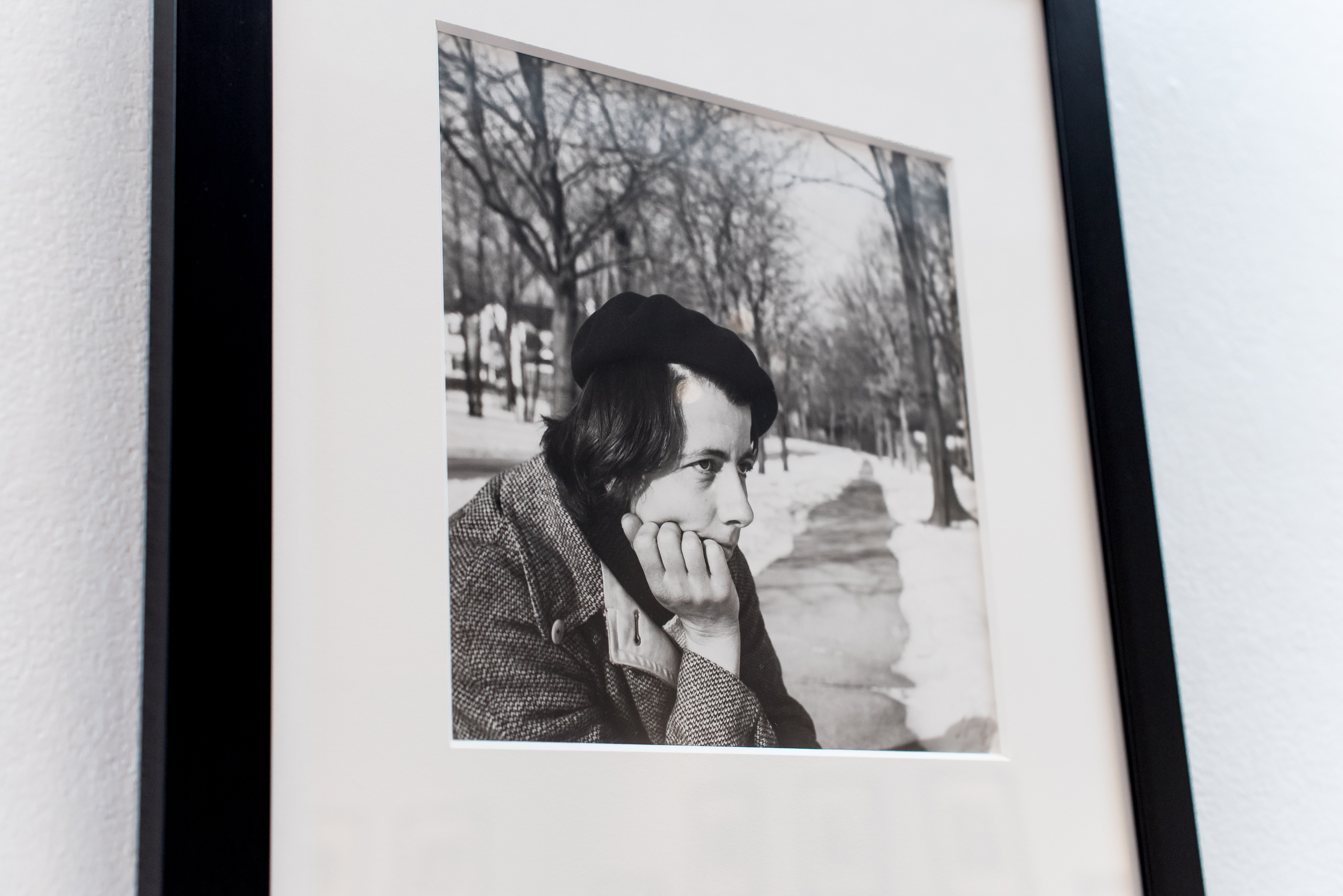 Portret Vivian Maier