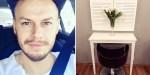 """Łukasz Darłak, fryzjer, uczestnik programu TVN Style """"Mistrzowskie cięcie"""""""