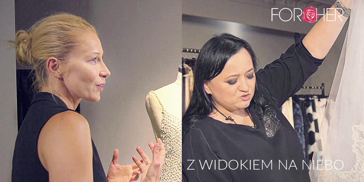 Gosia Baczyńska i Katarzyna Warnke