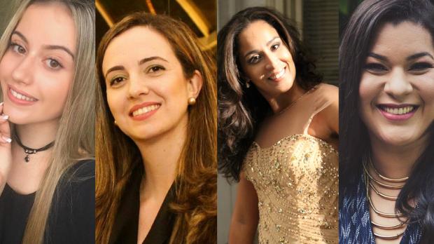 BRAZILIAN CATHOLIC SINGERS