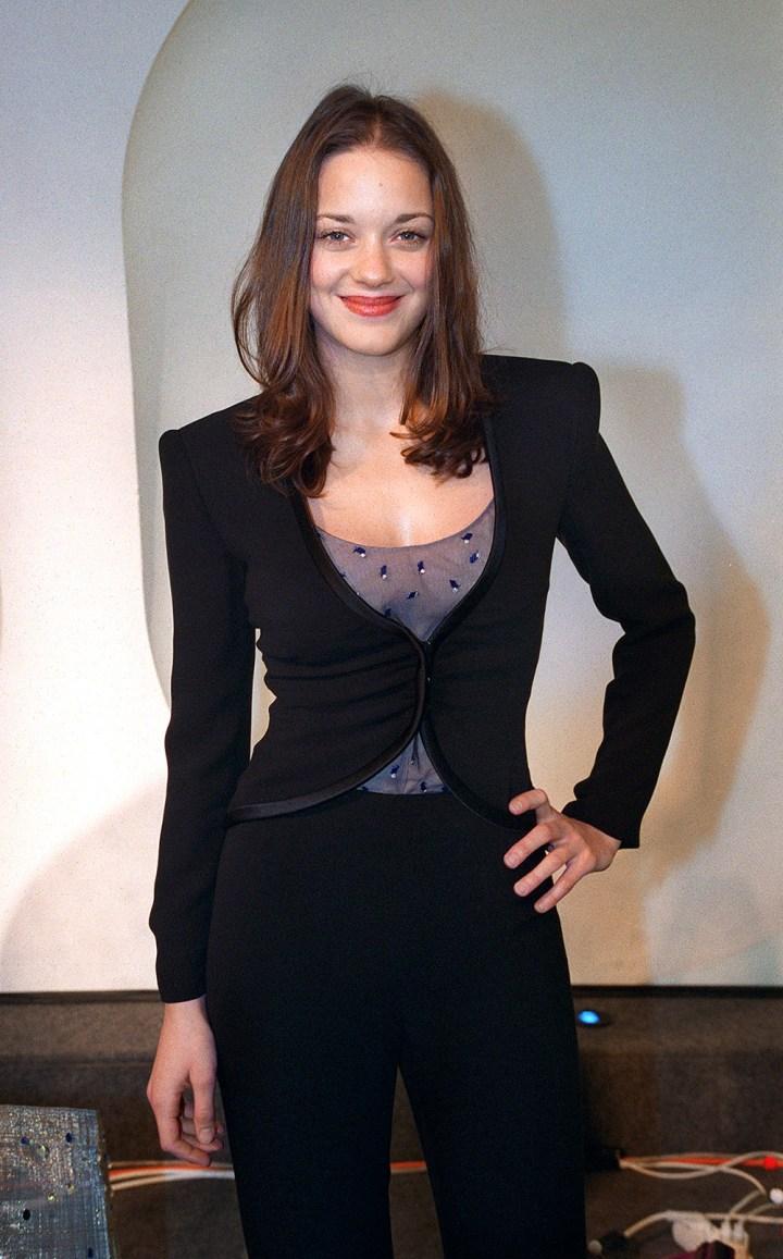 Marion Cotillard w 2004 roku