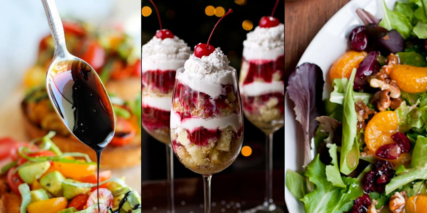 Pomysły kulinarne na sylwestra