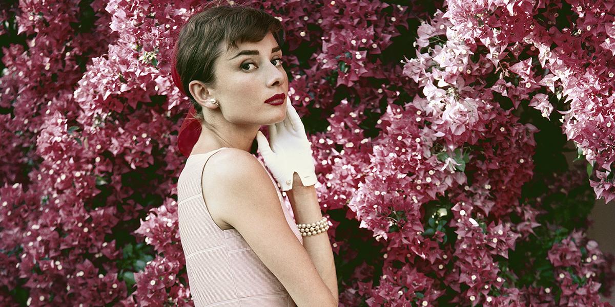 Portret Audrey Hepburn
