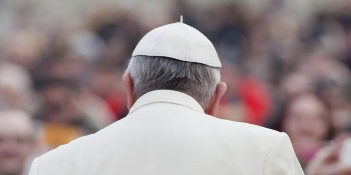 POPE FRANCIS,ZUCHETTO