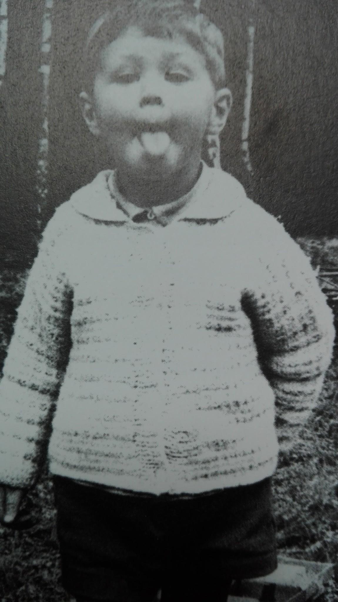 Mały Szymon Majewski