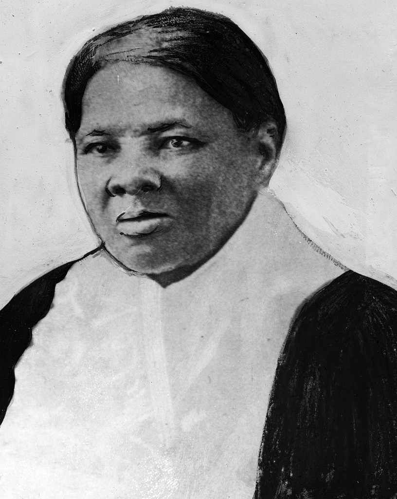Harriet Tubman portret